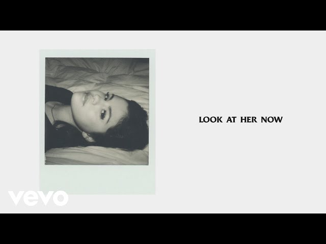 Selena Gomez Look At Her Now Official Lyrics