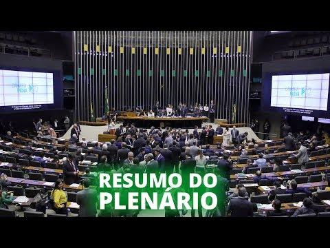 Veja como foi o Plenário desta semana - 07/11/19
