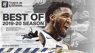Donovan Mitchell BEST Jazz Highlights from 2019-20 NBA Season!