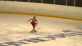 Юлия Липницкая, ПП, Финал Кубка России 2010