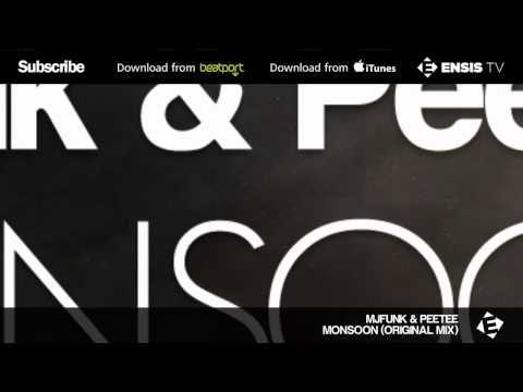 PeeTee & MJFuNk – Monsoon (Original Mix)