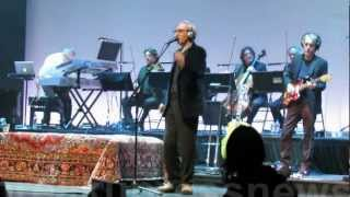 Franco Battiato, Cuccurucucu, live at Barbican London