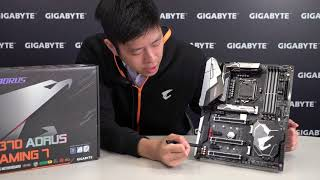 Z370 AORUS GAMING 7 Unboxing & Overview