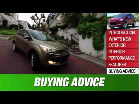 2013 Ford Escape Review