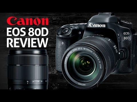 Review: Canon EOS 80D