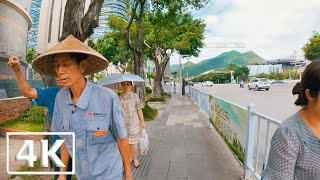 【4K】Afternoon Walk Through an UNKNOWN City in South China 🇨🇳 Relaxing Ambience