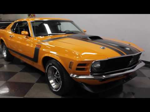 Video of '70 Mustang Boss 302 Tribute - IQT9