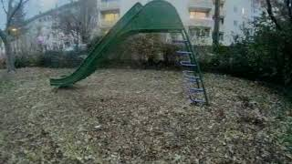 RAW FPV Freestyle - Small Park ripping with beta85DJI - goggles record ????????????