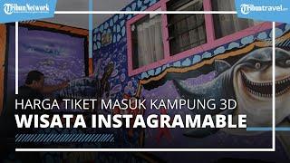 Wisata Instagramable Lokasi Syuting Film 'Yowis Ben', Harga Tiket Masuk Kampung 3D Malang