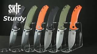 Youtube video Нож SKIF Sturdy II BSW Orange