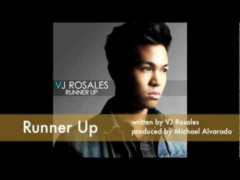 EXCLUSIVE SNEAK PEEK: VJ Rosales - The Runner Up EP - 11/18/12