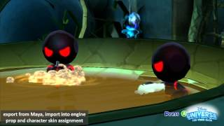 Disney Universe - Alice World 1-1 Intro