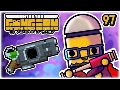 Fat Line Respect | Part 97 | Let's Play: Enter the Gungeon: Farewell to Arms | PC HD