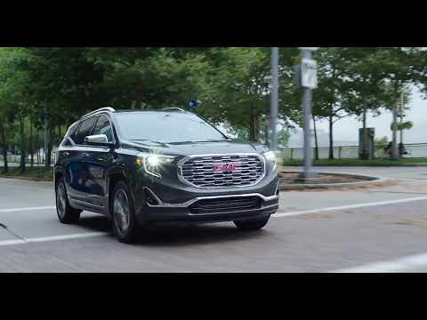 2018 GMC Terrain Running Footage