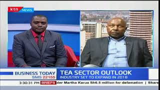 Business Today -21st December 2017 - Discussion on Tea Sector Outlook