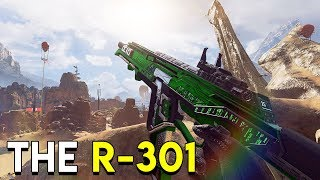 Using the R-301 - Apex Legends