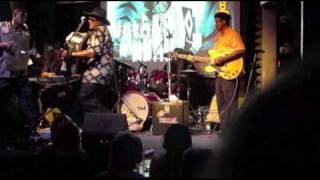 Nathan Williams  Zydeco Band Live 2010