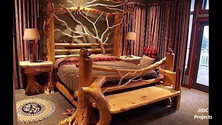 Natural Wood Furniture Designs | JIDC Projects L