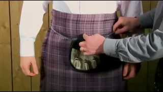 How to put on a Kilt | Tips and Tricks for Wearing Your Kilt Outfit Correctly