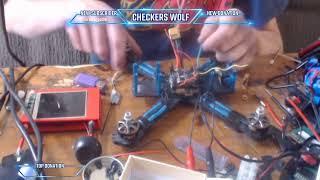 Upgrading my custom race drone LIVE