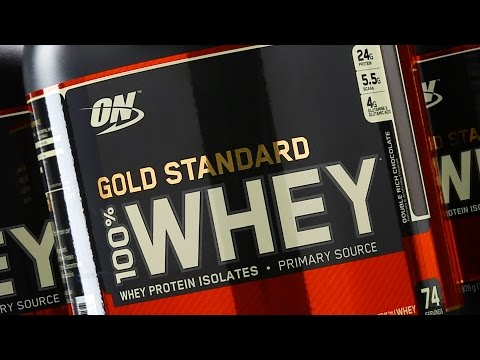 Optimum Nutrition Gold Standard (Double Rich Chocolate, 2273g)