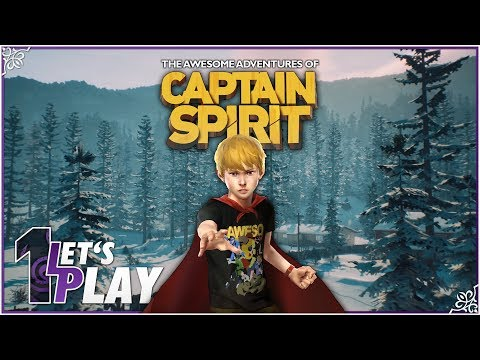 The Awesome Adventures of Captain Spirit [#1] Tátovy stránky