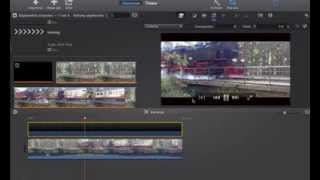How to add Letterbox Effect to iMovie 10 2013
