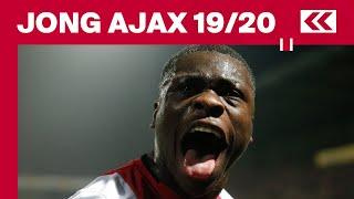 JONG AJAX   Seizoensoverzicht 2019/2020