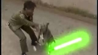When animals attack Jedi Edition