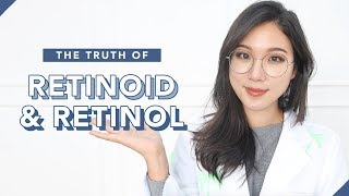 🅰️The Truth of Retinoid & Retinol • Is it really the CURE ALL ingredient?