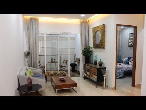 2BHK Completed Interior Design & Walkthrought