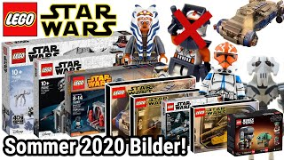 LEGO, das könnt ihr besser..| Alle LEGO Star Wars 2020 Set Bilder! | AAT, 332rd Trooper, Ashoka