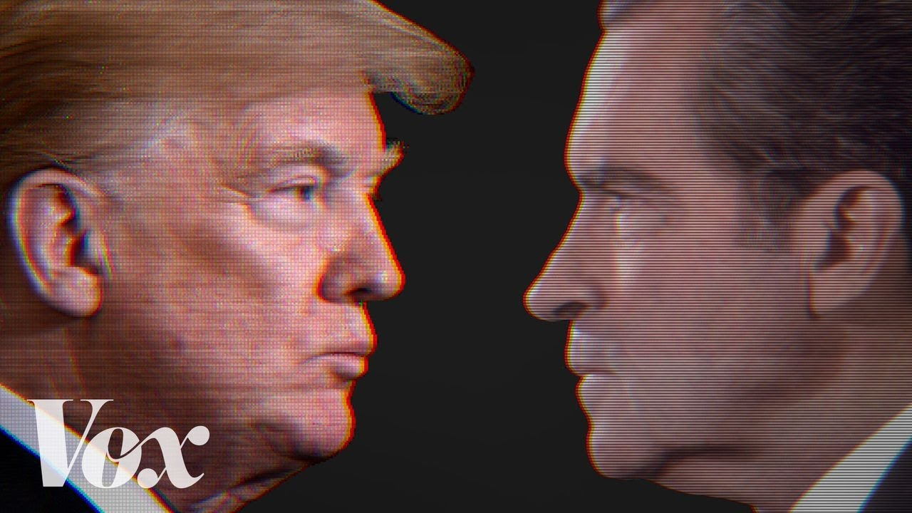 The big problem with comparing Trump to Nixon thumbnail