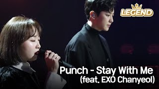 Punch (펀치) - Stay With Me (feat. EXO Chanyeol) [Yu Huiyeol's Sketchbook/2018.03.14]