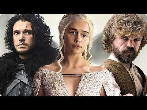 GAME OF THRONES STAFFEL 5 Trailer & Kritik Review (2015)
