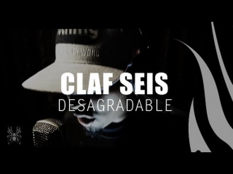 Claf Seis -  Desagradable (PANDEMIA)