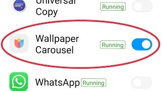 How To Activate Wallpaper Carousel In Redmi 5
