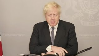 video: What time is Boris Johnson's lockdown announcement, and what will he say?