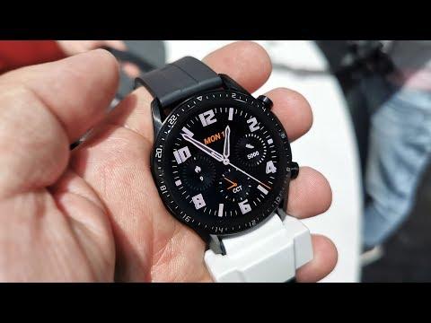 Foto Huawei Watch GT2 - Video anteprima dalla presentazione della Mate30 Series
