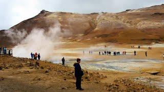 Hverir, Iceland