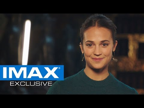 Tomb Raider (Featurette 'Alicia Vikander')