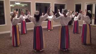 DAVIDIC DANCE:  O LORD GOD OF ISRAEL by Jonathan Settel
