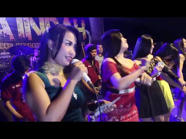 ALL ARTIS   SAWANGEN   LIVE NUSA INDAH REAL DANGDUT INDONESIA   TERBARU JUNI 2019