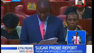 National Assembly joint committee says preliminary tests on contraband sugar has not found any trace