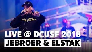 Jebroer & Paul Elstak   Kind Van De Duivel  Engeltje | Live Op Das Coen Und Sander Fest 2018