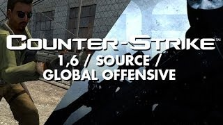 """RAPGAMEOBZOR 2"" - Counter-Strike: 1,6 / Source / GO"