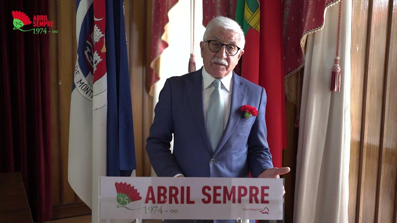 MONTALEGRE | 25 ABRIL (47 ANOS) - ONLINE