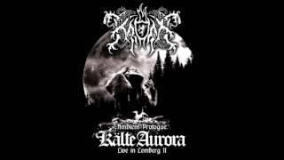 Kroda - 2016 - Kalte Aurora - Live in Lemberg II Ambient Prologue