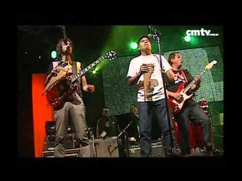 Los Auténticos Decadentes video Gente que no - CM Vivo 2009
