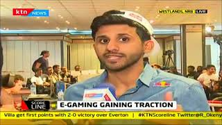 E-Gaming as a sports,  championships tale place in Nairobi | #KTNScoreline